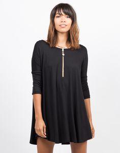 Oversize T-Shirt Dress – 2020AVE