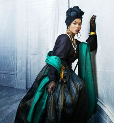 Miss Marie Laveau - Voodoo Queen played brilliantly by Angela Bassett