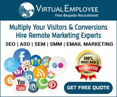Multiply your visitors and conversions by hiring remote marketing e