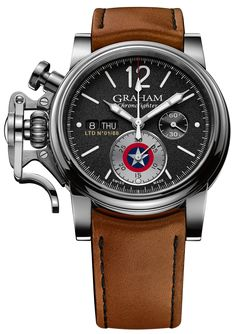 Graham Watch Chronofighter Vintage US Limited Edition #add-content #basel-16 #bezel-fixed #bracelet-strap-leather #brand-graham #case-material-steel #case-width-44mm #chronograph-yes #date-yes #day-yes #delivery-timescale-call-us #dial-colour-black #gender-mens #limited-edition-yes #luxury #movement-automatic #new-product-yes #official-stockist-for-graham-watches #packaging-graham-watch-packaging #style-dress #subcat-chronofighter #supplier-model-no-2cvas-b14a…