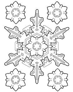 Dover Publications Creative Haven Snowflake Designs Coloring Book Dover Coloring Pages, Pattern Coloring Pages, Cool Coloring Pages, Printable Coloring Pages, Coloring Pages For Kids, Coloring Books, Coloring Sheets, Snowflake Coloring Pages, Christmas Coloring Pages