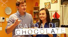 Calda de Chocolate - Confissões de uma Doceira Amadora - YouTube