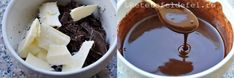 PRAJITURA CU FOI SI CREMA DE CACAO - Rețete Fel de Fel Chocolate Fondue, Gingerbread, Pudding, Desserts, Food, Tailgate Desserts, Deserts, Ginger Beard, Custard Pudding