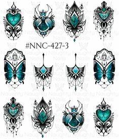 Gem Tattoo, Jewel Tattoo, Sternum Tattoo, Time Tattoos, Funny Tattoos, Body Art Tattoos, Sleeve Tattoos, Diamond Tattoos, Tattoo Portfolio
