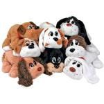 Pound puppies!  There were many of these in my house growing up...