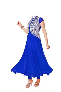 Cute skyblue fashion latest salwar suits shopping online craftsvilla