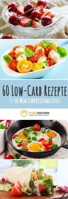Einfach und schnell abnehmen mit diesen abwechslungsreichen und gesunden Low-Car… Lose weight easily and quickly with these varied and healthy low-carb recipes from invikoo. Low Carb Keto, Low Carb Recipes, Healthy Recipes, Law Carb, Eat Smart, Superfood, Healthy Cooking, Food And Drink, Lunch