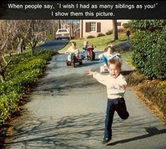 brothers and sisters funny picture
