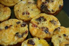 Mini Veggie Frittatas     Semi Homemade Mom: Freezer Recipes