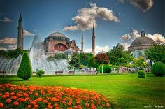 Agia Sofia/ Constantinoupolis/ Instanbul