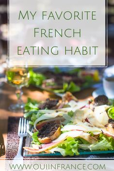 One of my favorite French eating habits French Food Facts, French Diet, Great Recipes, Healthy Recipes, Clean Eating, Healthy Eating, French Lifestyle, Intuitive Eating, Diet Meal Plans