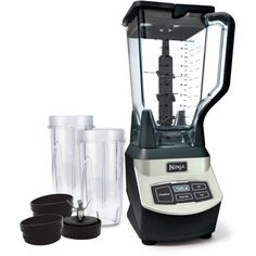 ninja bl771 mega kitchen system - blender - 2.2 qt - 1500 w