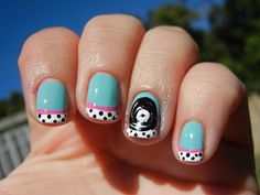 C's P's: Rock n' Roll Nails