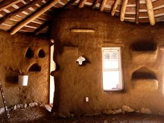 The Year of Mud: Building a cob house