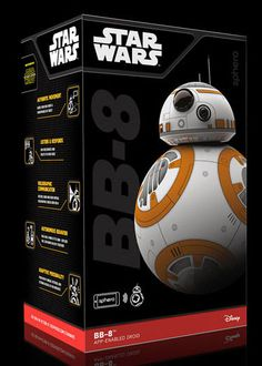 Sphero BB-8 Giveaway