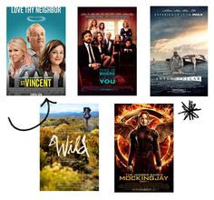 what movies are you looking forward to this fall?