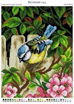 Cross Stitch Bookmarks, Cross Stitch Bird, Beaded Cross Stitch, Simple Cross Stitch, Cross Stitch Animals, Cross Stitch Flowers, Cross Stitch Charts, Cross Stitch Designs, Cross Stitching