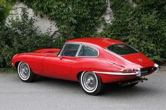 cool Jaguar E-Type                                                       …...  My Polyamorous Passion for Automobiles