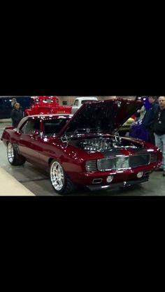 69 custom camaro