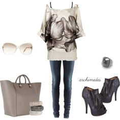 Back In Time - Polyvore