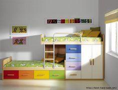 Etagenbett Für Zwei Kinder : Hochbett für zwei kinder u europainterieurdesign ml