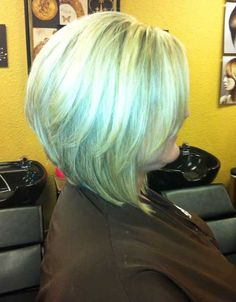 All the stacked bob hairstyles being layered style too. And these bob cuts so trendy nowadays. These 20 Best Stacked Layered Bob ideas will great examples. Bob Hairstyles 2018, Stacked Bob Hairstyles, Pixie Haircuts, Braided Hairstyles, Wedding Hairstyles, Asymmetrical Bob Haircuts, Inverted Bob, Angled Bobs, Stacked Bobs