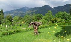 IMG_4919 South Tyrol, Giraffe, Felt Giraffe, Giraffes