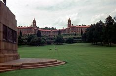 Union Buildings, Pretoria, South Africa - Travel pictures: Martin Olivier