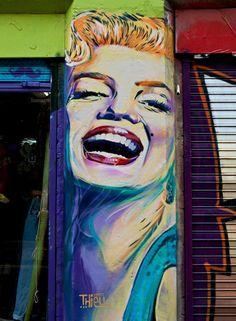 Artist: Thieu | Street Art
