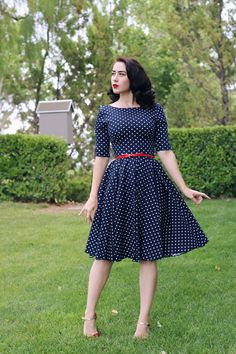 Trendy dress pretty casual polka dots 15 ideas Source by Casual Dresses Stylish Dresses, Elegant Dresses, Cute Dresses, Vintage Dresses, Beautiful Dresses, Casual Dresses, Vintage Outfits, Classy Dress, Classy Outfits