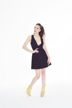 Sukienka CZARNA MAMBA /dress black mamba