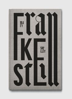 typeverything: Typeverything.com - Frankestein... · Dark Side of Typography