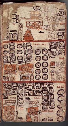Madrid Codex (Codex Tro-Cortesianus) is even more varied than the Dresden Codex and is the product of a single scribe. It is in the Museo de América in Madrid, Spain, where it may have been sent back to the Royal Court by Hernán Cortés. There are 112 pages, which got split up into two separate sections, known as the Troano Codex and the Cortesianus Codex. These were re-united in 1888.