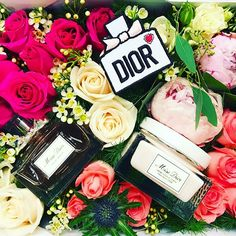 """""""I refined its florality to render it carnal and suggestive"""" says Francois Demachy Dior Perfume Creator of the all-new Miss Dior. """"It had to burst like that feeling of falling head over heels in love. A declaration of love to love!"""" What a divine and sexy re-definition of a classic scent first created by Christian Dior himself and always evolving for the woman of each era. We adore this rendition featuring the sensual Grasse Rose made passionate with the Damascus Rose and spiced up with pink…"""