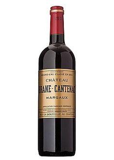 Chateau Brane-Cantenac Margaux Bordeaux;Deuxieme Grand Crus Classes (Second Growths - 14)