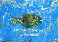 Unique paintings by Asaralart  #art#kunst#sanat#