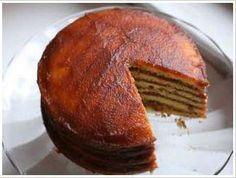 posna dobos torta | recept za dobos tortu bez jaja