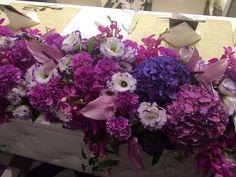 ムーンダスト 高砂席装飾 結婚式