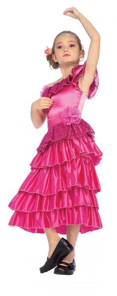 Rubies Girls Spanish Princess Dress Mexican Or Spanish Costume   Clothing