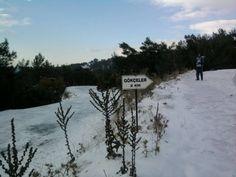Snow Hiking in Turkey - Izmir - Bornova - Manisa - Vagobond