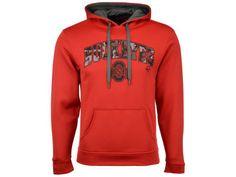 J America NCAA Men's Official Camo Buckeyes Hooded Sweatshirt