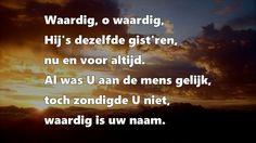 Opwekking 173: Heilig is de Heer (Lyrics)