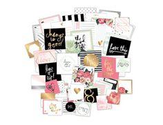 2015 Memory Planner Foil Cards @heidiswapp #heidiswapp #hsmemoryplanner