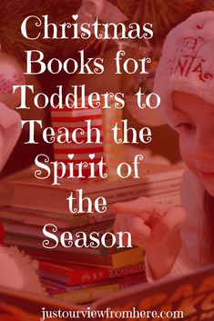 Our favorite kids Christmas books about giving. Magical books to read this holiday season with your little ones to help teach the true spirit of Christmas. Toddler Behavior, Toddler Age, Toddler Books, Childrens Christmas Books, Kids Christmas, Toddler Preschool, Toddler Activities, Classic Holiday Movies, True Meaning Of Christmas