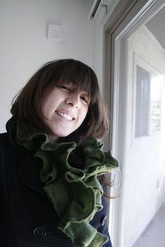 Picture of Upcycled Victorian-esque Ruffle Scarf (In less than an hour, and less than 5 dollars!)
