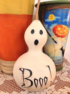 They might have bumpy textures and odd shapes, but you can craft with them from Halloween until Thanksgiving.