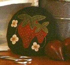 Strawberry Pincushion Kit