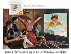 Kodak ad, 1959