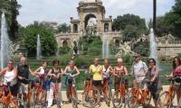 Fietsen in Barcelona met Nederlandse gids: lees meer op www.bajabikes.eu/nl/fietsen-in-barcelona