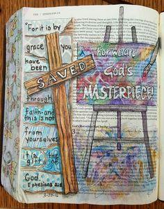 Bible Drawing, Bible Doodling, Bible Prayers, Bible Scriptures, Bible Teachings, Scripture Art, Bible Art, Bible Study Journal, Art Journaling